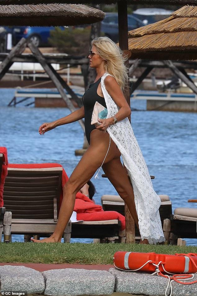 Nackt Victoria Silvstedt  Playboy Video